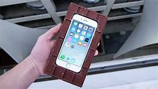 Iphone A 100 Can A Chocolate Bar Protect An Iphone 6s From 100 Ft Drop
