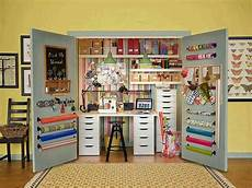 craft room or closet organizer and storage pinterest