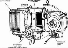 automobile air conditioning repair 1995 ford f series free book repair manuals 1995 ford aerostar orifice tube where is the orifice tube on this