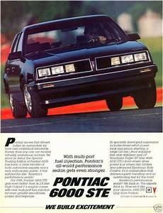 how petrol cars work 1985 pontiac 6000 seat position control pontiac history and ads pontiac oakland club international page 4