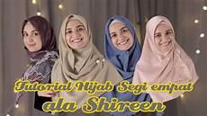 Jilbab Segi Empat Ala Zaskia Sungkar Model Terbaru