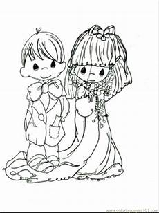 Malvorlagen Wedding Moments Wedding Coloring Page Printable Coloring Page For