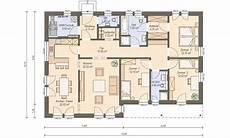bungalow grundriss 3 schlafzimmer haas b 131 bungalow haas fertighaus