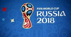 World Cup Russia 2018 Logo Planet Football