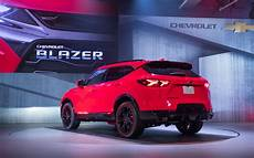 chevrolet size blazer 2020 2019 blazer reveal chevy reveal its newest