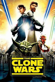 wars the clone wars tv series 2008 2020 posters