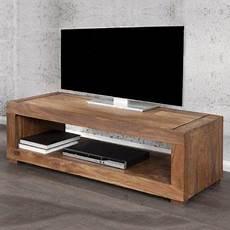 Tv Möbel Holz - cag 220 tv tisch fernsehtisch mumbai aus sheesham massiv