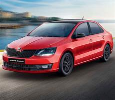 2019 Skoda Rapid Monte Carlo Launched In India Inr 11 16
