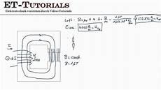 induktivitt spule mit kern berechnen