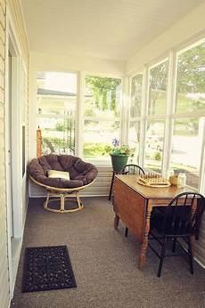 Apartment Sunroom Decorating Ideas by 26 Smart And Creative Small Sunroom D 233 Cor Ideas Porches