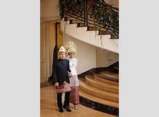 Pernikahan Yana dan Thezar di Teuku Umar Mansion Jakarta