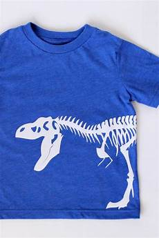 flocked dinosaur clothes for the kids that you can make kids silhouette silhouette