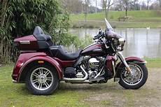 Essai Harley Davidson Trike Tri Glide Avis De La