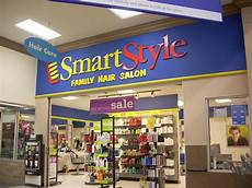 walmart hair style salon smartstyle a smartstyle family hair salon inside of a