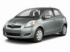 2010 Toyota Yaris Values Nadaguides
