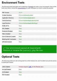 framework kohana 3 instalando y configurando kohana 3