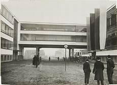 walter gropius bauhaus building dessau 1925 1926 the