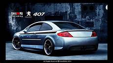 peugeot 407 coupe tuning tuning peugeot 407 93