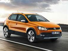 Upcoming Vw Cross Polo Is Your Regular Hatch More Or Less