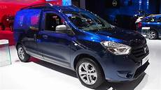 2015 Dacia Dokker Tce 115 Celebration Exterior And