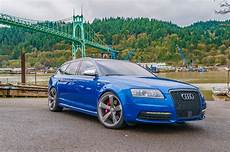 Es Stating The Obvious 2007 Audi S6 Avant Is The