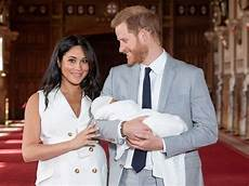 Prince Harry And Meghan S Baby Archie To Be Christened
