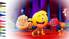 Emoji Malvorlagen Adalah The Emoji How To Draw And Color Hi 5 Gene And