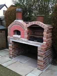 grillplatz gestalten bilder embedded image permalink brick bbq pizza oven outdoor