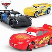 Disney New Cars 3 Pixar 22cm Plastic Emulational Model