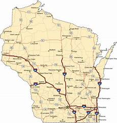 wisconsin highway map stock illustration download image now istock