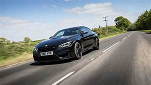 2017 BMW M4 Coupe Competition Package First Drive