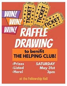 Raffle Ticket Fundraiser Flyer Poster 220 Raffle Customizable Design Templates Postermywall