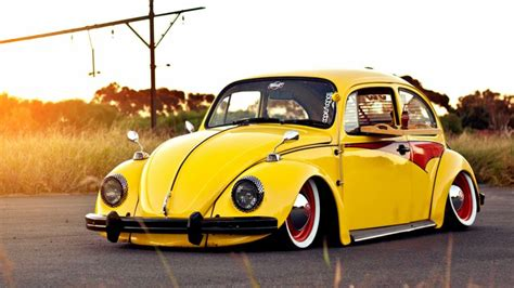 Volkswagen Bug Classic Lowrider Lowriders Tuning R