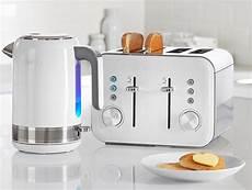 breville vtt687 4 slice high gloss toaster white