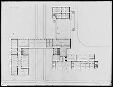 bauhaus house plans 1925 1926 first floor of bauhaus building in dessau