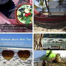 the ultimate travel guide to costa rica ebook packing list