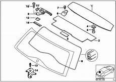 bmw e46 touring wiring diagram original parts for e46 320d m47n touring bodywork trunk lid rear window estore central com