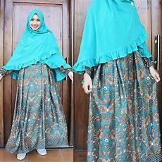 Model Baju Muslim Syar I Cantik Dan Modern