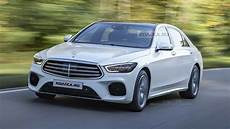 mercedes 2020 a class new concept 2020 mercedes s class render is evolutionary design done right