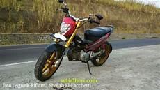 Modif Supra 125 Minimalis by Keren Modifikasi Honda Supra X 125 Versi Ayago Hehehe