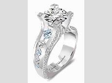 Sky Blue Diamond Engagement Rings   Engagement 101