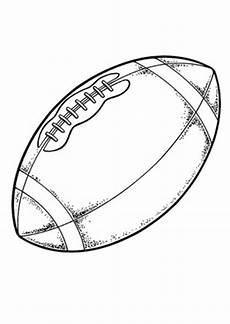 ausmalbilder sport football spielsachen malvorlagen ausmalen