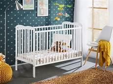 Babybett Mit Matratze Bambino Ii X Moebel24