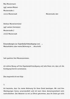 Eigenbedarf Wohnung by 13 Mietvertrag Wohnung Muster Gcags2006