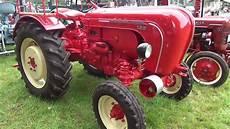 porsche traktor porsche diesel porsche diesel junior