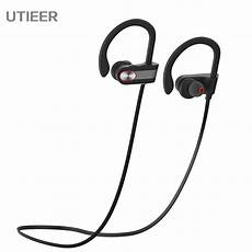 Bluetooth Bluetooth Earphone Noise Cancelling Ipx7 by Utieer Q7 Bluetooth Headset Wireless Sports Waterproof