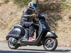 2013 Vespa Gts 300 Sport Special Review Photos