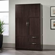 Storage Cabinets With Drawers Doors Wardrobe Closet Wood