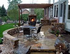 Backyard Patio Ideas For The Outdoor More