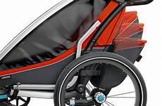 thule fahrradanhänger zubehör thule chariot cross multisport fahrradanh 228 nger